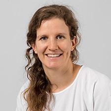 Portrait Florence Berger