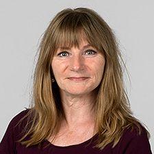 Portrait Josiane Hanken