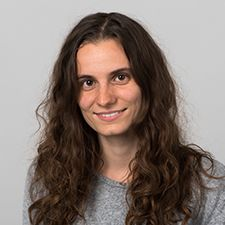 Portrait Louise Marc