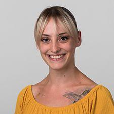 Portrait Sandhya Siegenthaler