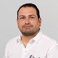 Portrait Sergio Pena