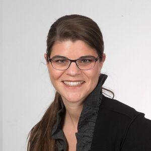 Portrait Sarah Tobler