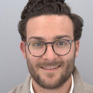 Portrait Marc René Mosimann