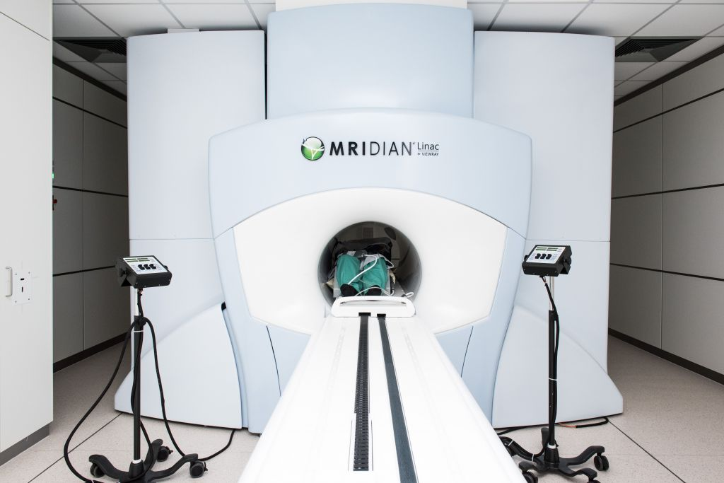 Erster MRI Linearbeschleuniger der Schweiz