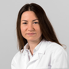 Portrait Glykeria Tsiourantani