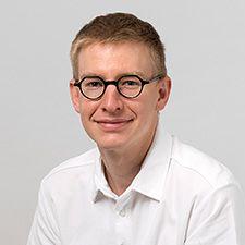 Portrait Patrick Bader