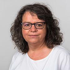 Portrait Therese Vogel