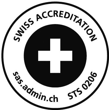 Swiss Accreditation Logo