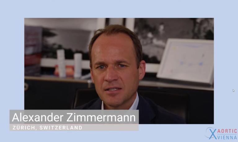 Video Platzhalter - Alexander Zimmermann Aortic Vienna