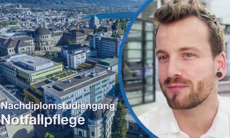 Video Platzhalter - Nachdiplomstudienang Notfallpflege