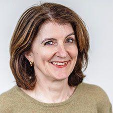 Portrait Barbara Beccaro Scherrer