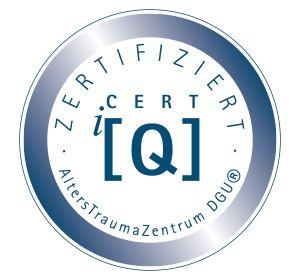 Zertifikationslogo CERT