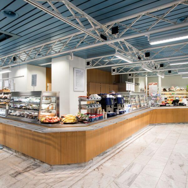 Cafeteria des USZ