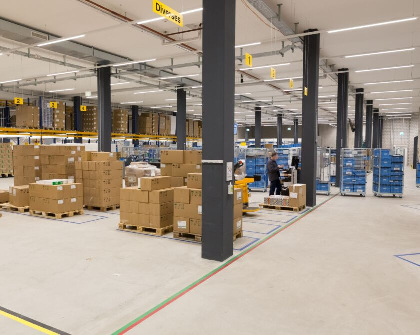 Logistik- und Servicezentrum Schlieren