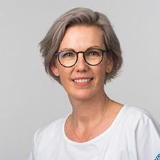 Portrait Helén Johanna Luedtke