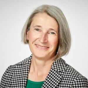 Portrait Annette Lenzlinger