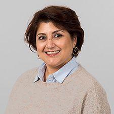 Portrait Maryam Esfandiari