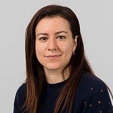 Portrait Evangelia Stasi
