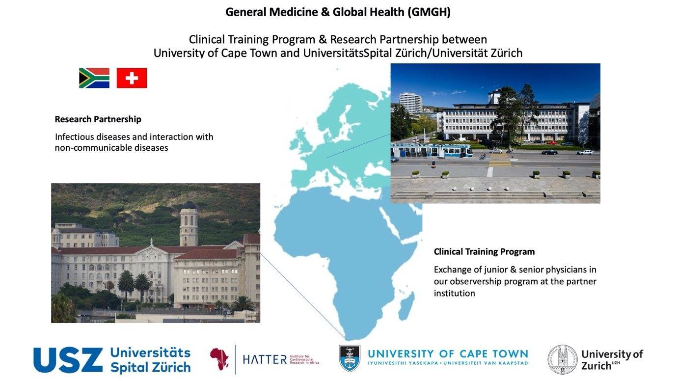 Übersicht über Standorte der GMGH