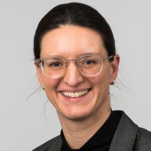 Portrait Eveline Gierling