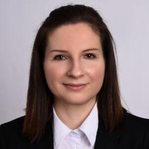 Portrait Piroska Herpai