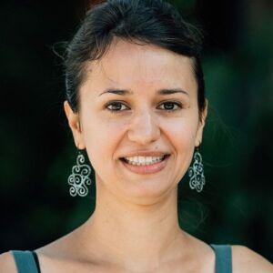 Portrait Andjela Markovic