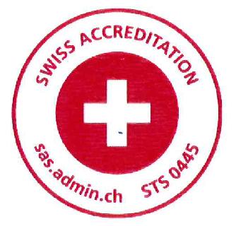 Logo swiss accreditation