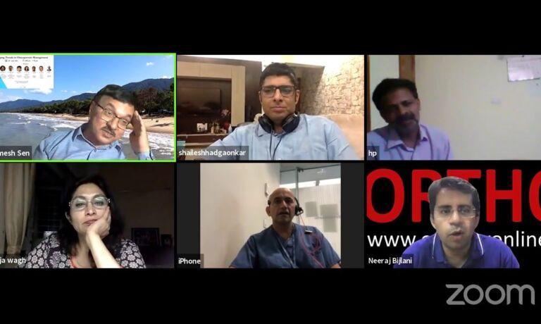 Webinar (Video) mit Prof. Dr. H.-C. Pape, FACS, zu neuen Trends im Osteoporosemanagement