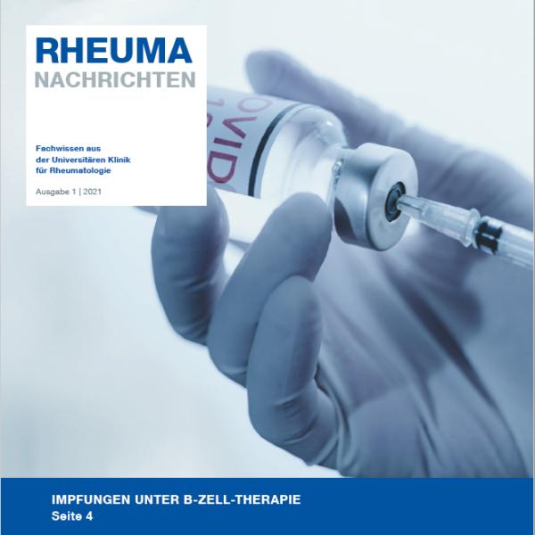 Rheumanachrichten Ausgabe 01/2021