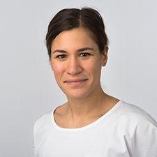 Portrait Sandra Maria Capraru