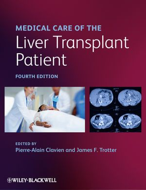 Buch Cover Liver Transplant Patient
