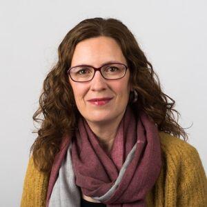 Portrait Lucia Bautista Borrego Ph.D.