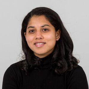 Portrait Anjali Vijaykumar