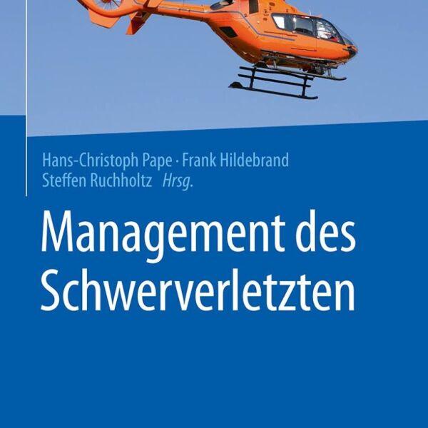 Buchcover Management des Schwerverletzen