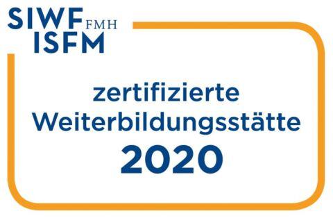 SIWF ISFM 2020 Logo