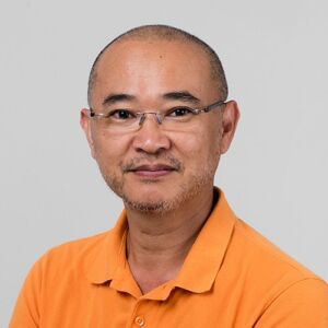 Portrait Dinh-Van Vuong