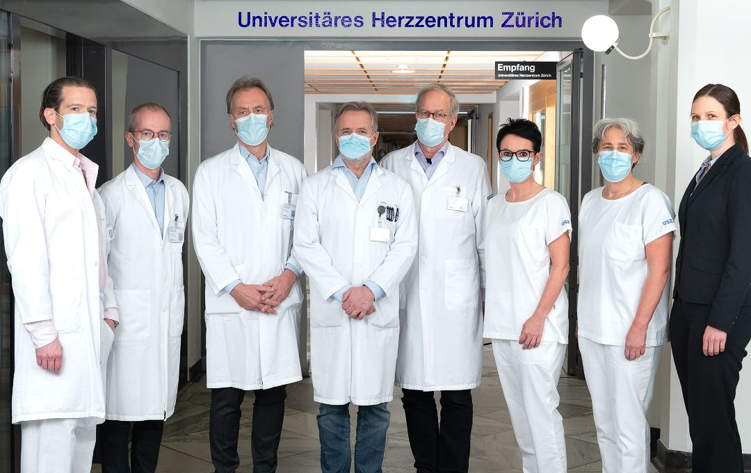 Team der Kardiologie