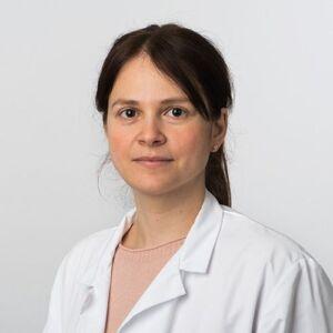 Portrait Chrysoula Garefa