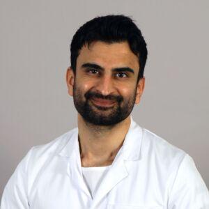 Portrait Mahdi Mozaffari