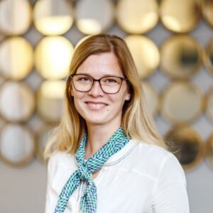 Portrait Priska Scherzer