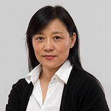 Portrait Zhongning Guo