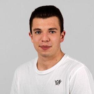 Portrait Luca Schraner