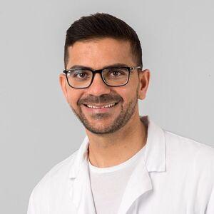 Portrait Mohammed Shallah