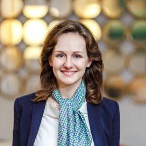 Portrait Oksana Melnyk