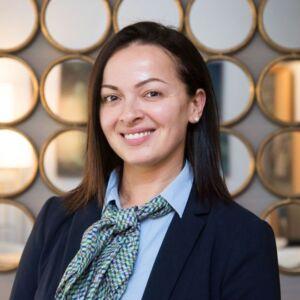 Portrait Yuliya Neumann