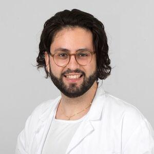 Portrait Federico Mazzola