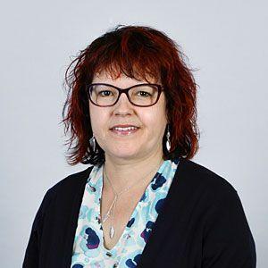 Portrait Carla Trachsel
