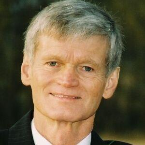 Portrait Pierre Jordaan M.D.