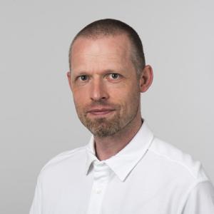 Portrait Harald Nater