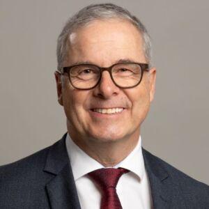 Portrait André Zemp